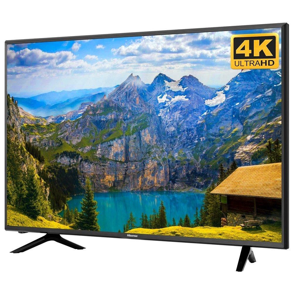 HISENSE 65-Inch 4K Ultra HD Smart TV with built-in TNT & Wi-Fi - N3000