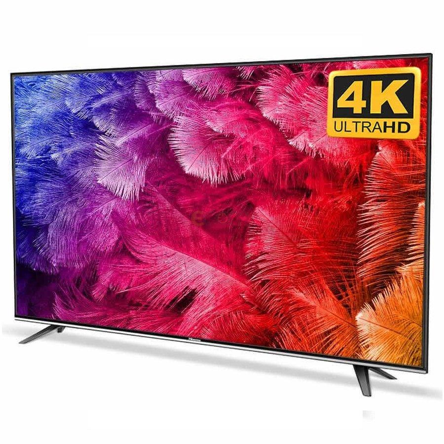 Hisense 55 Inch 4k Ultra Hd Smart Tv With Built In Tnt Wi Fi K3300